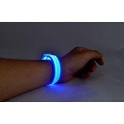 Bracelet glowing Velcro