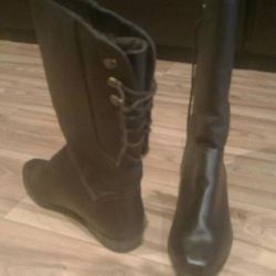 boots for wives. R. 37 new, leather