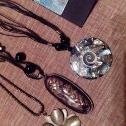 Pendants and pendants