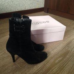 Shoes suede 33 suede