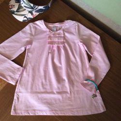 Великолепная Блуза Zara Kids из USA 5-7лет/118см