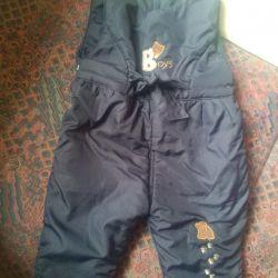 Bib pantolon