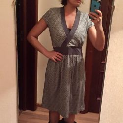 !Платье сатин