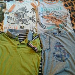T-Shirts 92-98