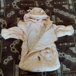 Children's transforming overalls