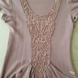 Elbise türkiye dantel ve pamuk