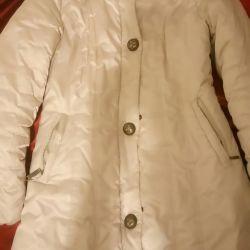 Îmbrăcați în jos jacheta