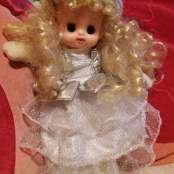 кукла Невеста музыкальная