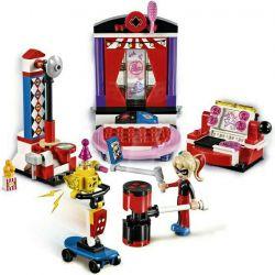 Lego σούπερ ήρωες σπίτι Harley Quinn. Νέα