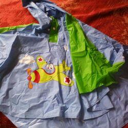Raincoat for 3-4 years