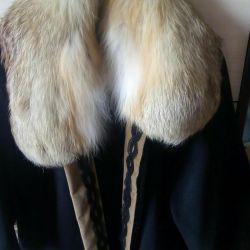 Пальто з кашеміру