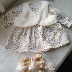 Bebek için elbise