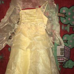 Yeni elbise güneşli