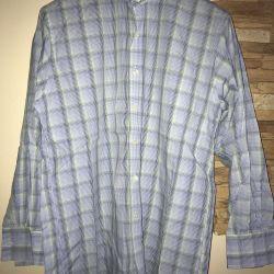Michael Kors Long Sleeve Shirt, Size L