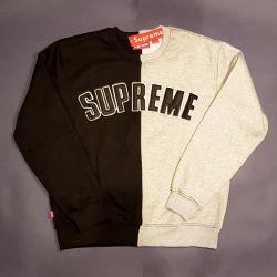 Свитшот Supreme (унисекс) - Новый!