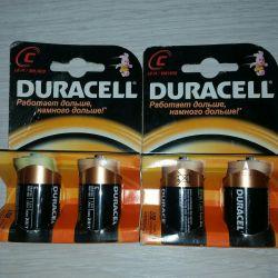 Batteries DURACELL