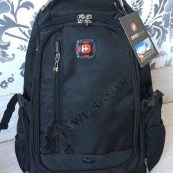 Wenger Swissgear backpack 17 inch big black