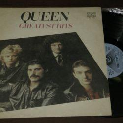 Queen records 1974, 1981, 1989, 1992