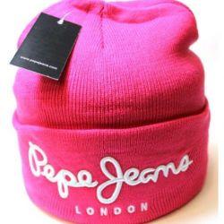 шапка розовая 🎀🎀🎀 женская