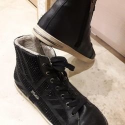Keddo warmed boots