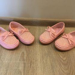 Ballet shoes 29-30size 18-19cm