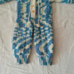 Knitted Conbenzone