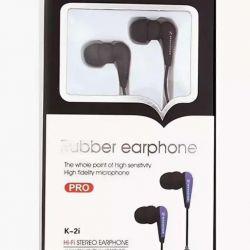 Headphones with sennheiser K2I headset