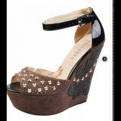 Sandals 38,