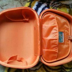 Πορτοκαλί Μικρή τσάντα