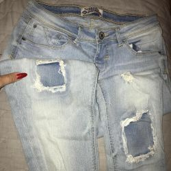 New jeans M