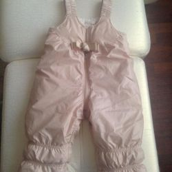 trousers- overalls, p. 86 cm