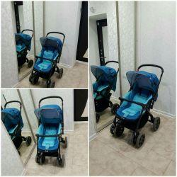 Voi vinde căruciorul Baby Hit