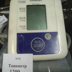 Automatic tonometer