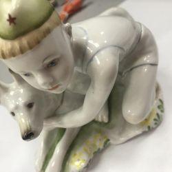 Porselen Bordür