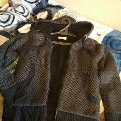 Warm jacket - jacket