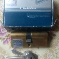 Lock cylinder mechanism
