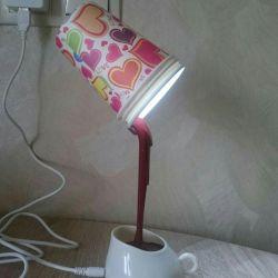 USB LED lamba-gece lambası