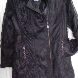 lightweight trench jacket