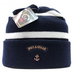 Paul Shark pălărie (alb / albastru)