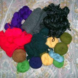 Assorted yarn No. 3