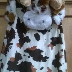 Костюм коровки