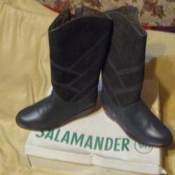 Women's boots new winter Salamander