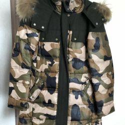 Women's down jacket, warm