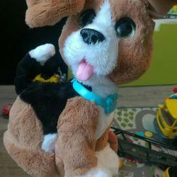 Interactive dog Charlie