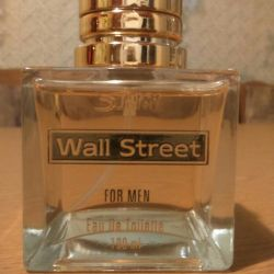 Wall Street Eau De Toilette (Men's)