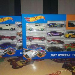 Mașini metalice Hot Wheels