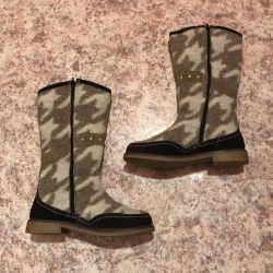 Bocanci (cizme de iarna)