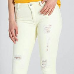 TRUSSARDI jeans with holes. New !!! / XS