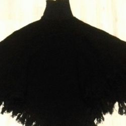 Cape Knitted Women