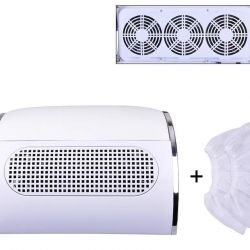 Vacuum cleaner fan for manicure 40W